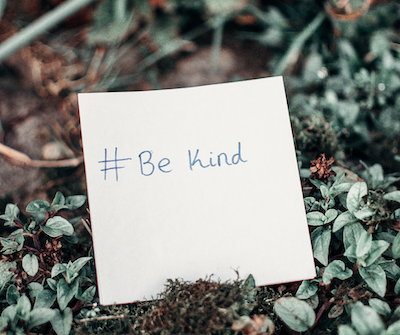 Compassionately objective. # Be Kind.