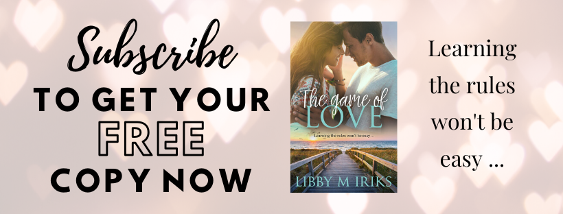 Subscribe to get your free copy of The Game of Love.