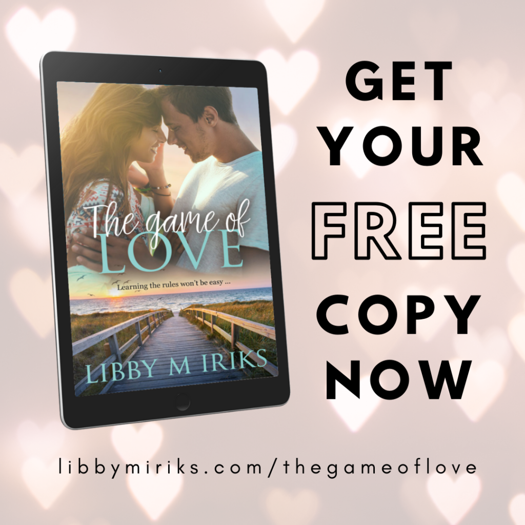 Get your free copy of The Game of Love